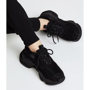 Jeffrey Campbell Lo Fi sneaker, great condition